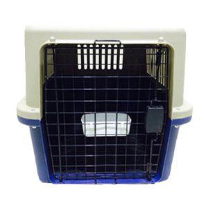 Caixa de Transporte Pet Padrão IATA para Viagem Internacional de Avião Eleva Mundi Tamanho 2 - N2
