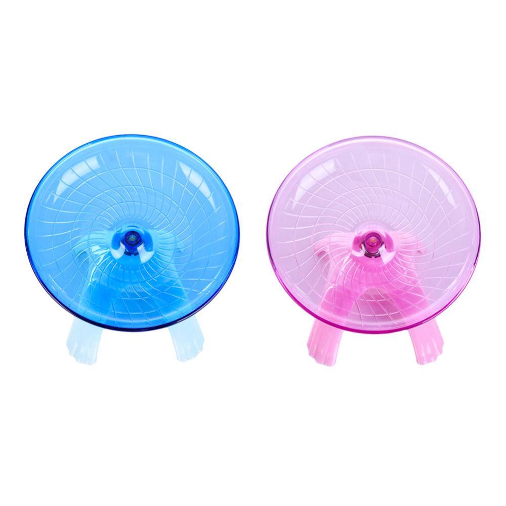 Disco Voador Frisbie para Hamster Azul - 18 cm