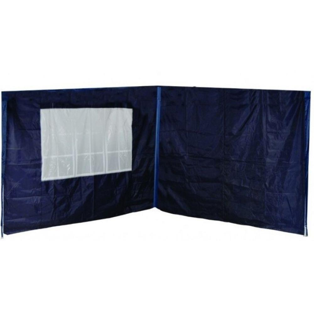 Kit com 4 Paredes Oxford Azul Gazebo 3x3 Articulado MOR