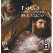 A Paixão de Nosso Senhor Jesus Cristo (Audio Book - CD MP3)