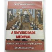 DVD - A Universidade Medieval - FSSPX