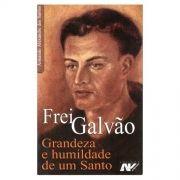 Frei Galvão: Grandeza e Humildade de um Santo - Armando A. dos Santos
