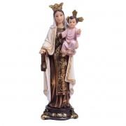 Imagem de Nossa Senhora do Carmo - Bizantina