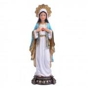 Imagem Imaculado Coração de Maria (Coleção Angelus)