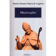 Meditações (03 volumes) - S. Afonso Maria de Ligório