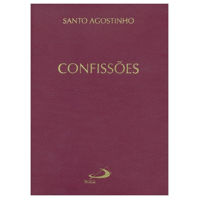 Confissões (Bolso) - S. Agostinho