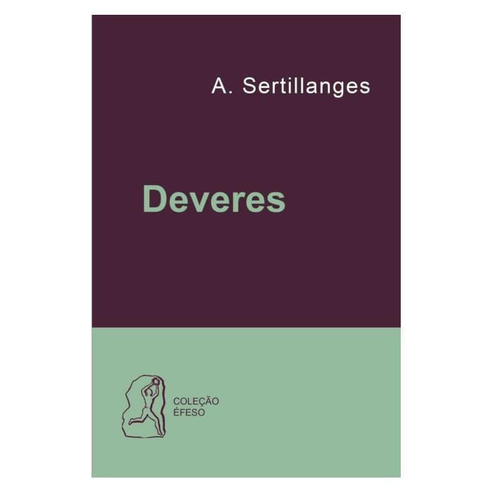 Deveres - A.-D. Sertillanges
