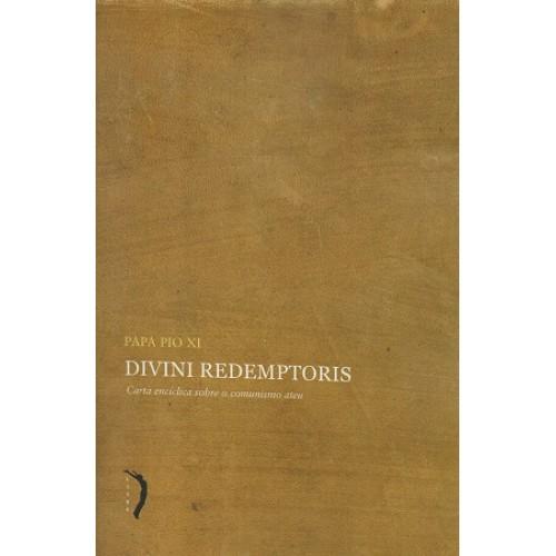 Divini Redemptoris - Papa Pio XI