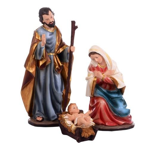 Imagem da Sagrada Família - 25 cm