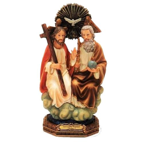 Imagem da Santíssima Trindade - Italiana