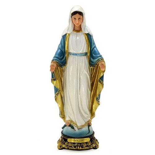 Imagem de Nossa Senhora das Graças (Sem Medalha) - Bizantina
