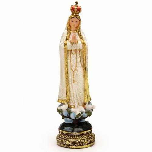 Imagem de Nossa Senhora de Fátima - Barroca