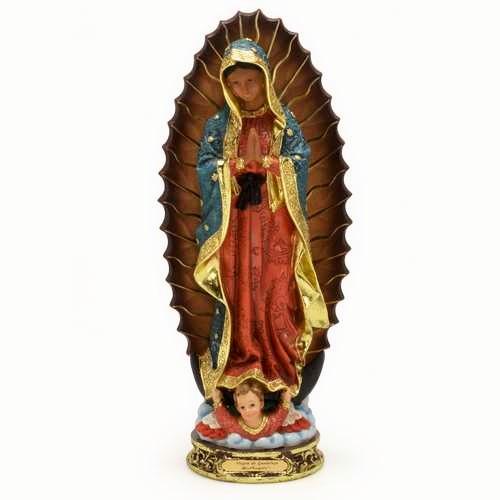Imagem de Nossa Senhora de Guadalupe  Barroca Di Angelo Fine Art