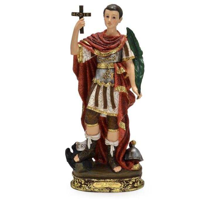 Imagem Santo Expedito (Coleção Bernini)