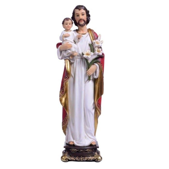 Imagem São José (Coleção Angelus)