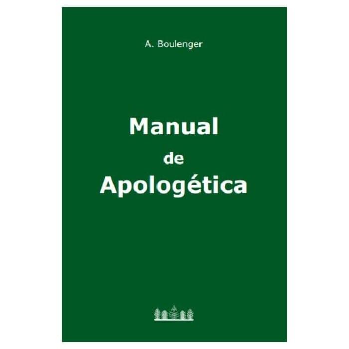 Manual de Apologética - A. Boulenger