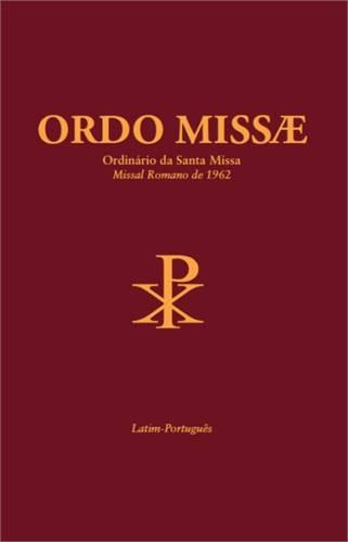 Ordo Missae - Missal Romano 1962