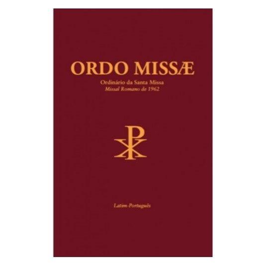 Ordo Missae - Missal Romano 1962 (Latim|Português)