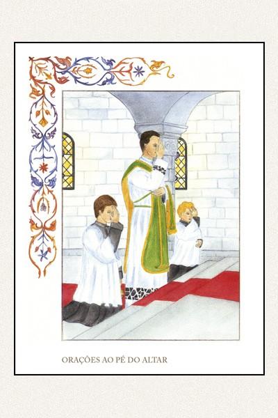 Pequeno Missal das Crianças - O Santo Sacrifício da Missa