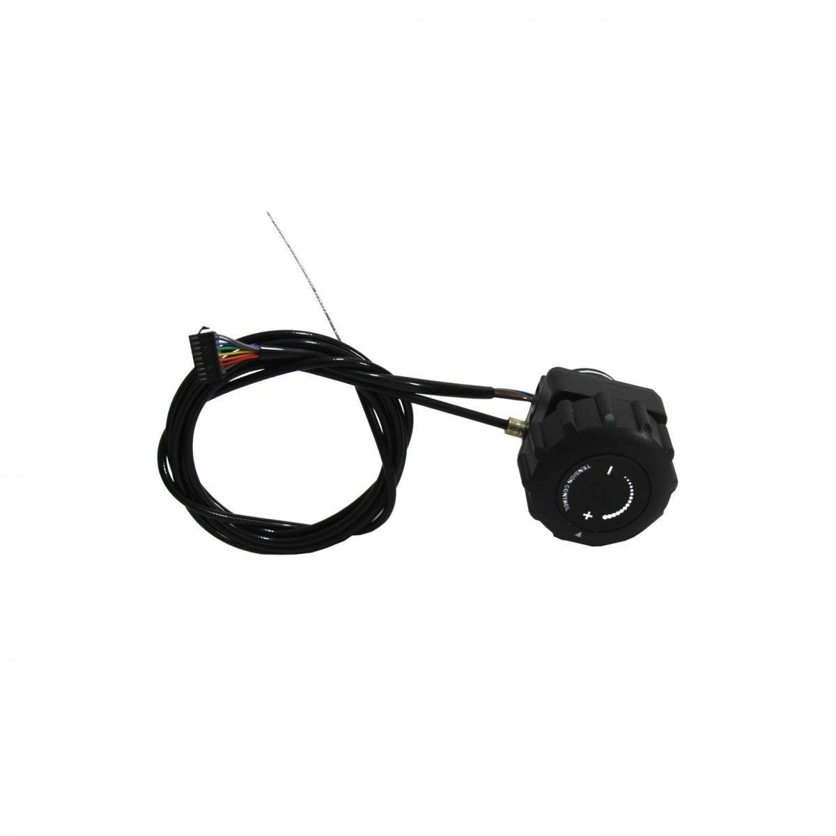 Regulador de Esforço Knob Bicicleta Ergométrica   Movement Lx-120 e 130