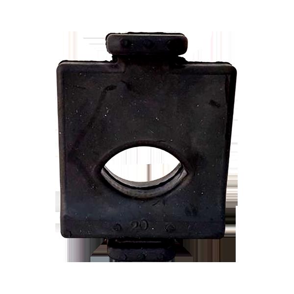 Amortecedor Borracha Para Esteira Elétrica  Movement Lx 160 G3
