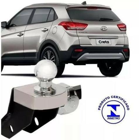 Engate Fixo Super Reforçado Hyundai Creta 2017 2018 2019