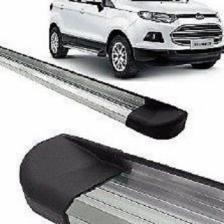 Estribo Ecosport 13/... Plataforma Aluminio Polido