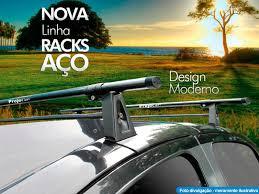 Rack De Teto Linha Aço Projecar Chevrolet Spin