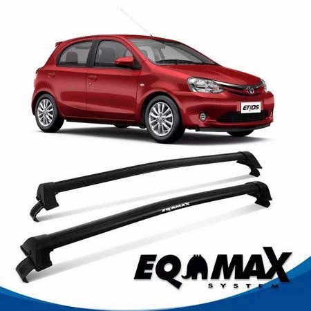 RACK DO ETIOS  EQMAX -ALUMINIO
