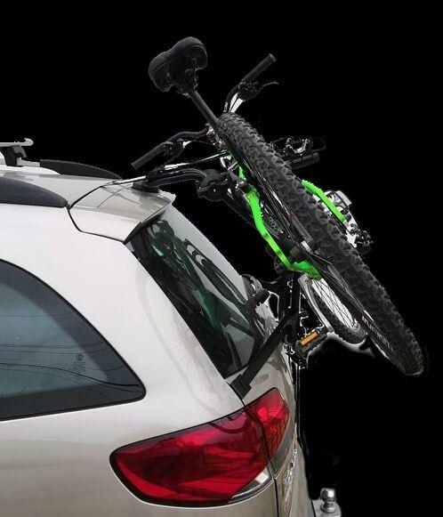 Trans-bike de Porta Malas  - Kiussi