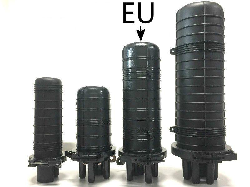 137007121c CEO Caixa De Emenda Óptica Até 96 Fibras Termocontrátil 12 X 44 CM MODELO  C-2 ...