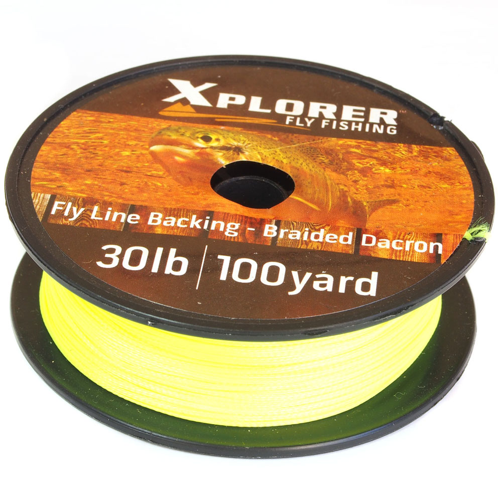 Backing Xplorer Dacron 30 lb