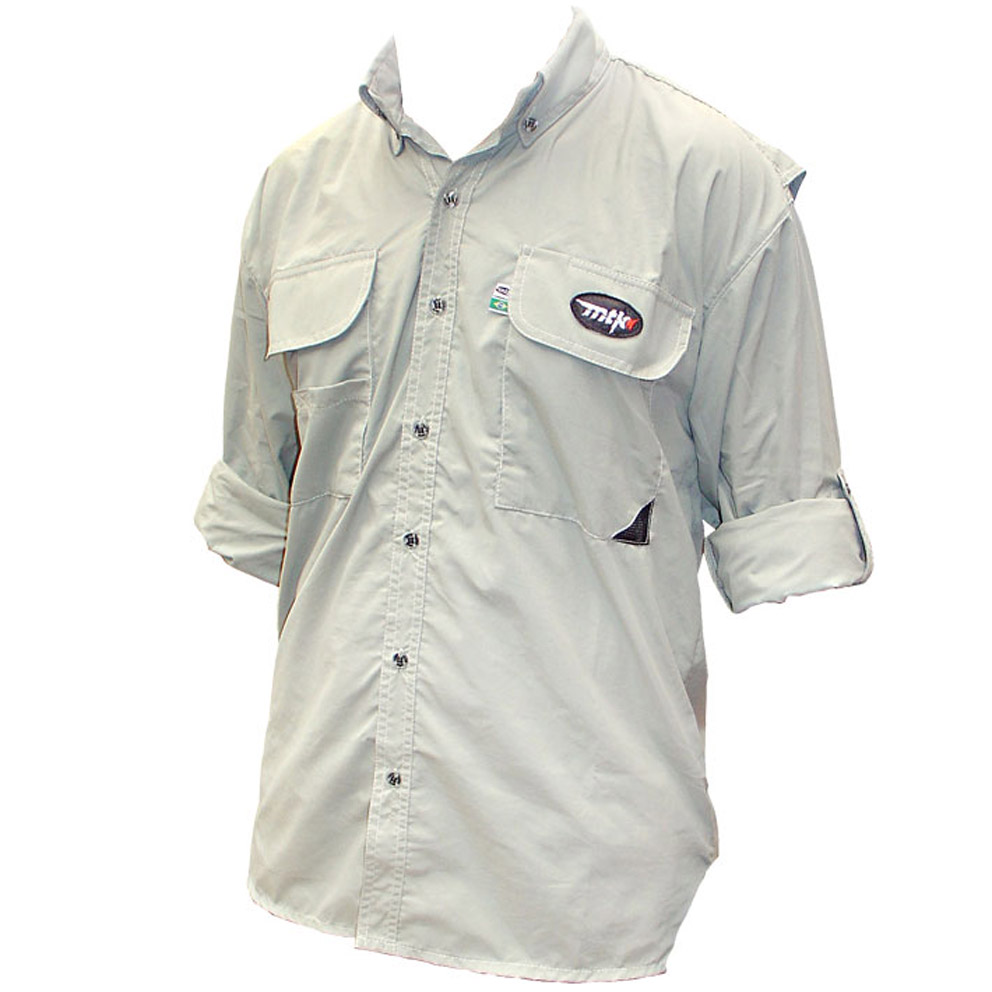 Camisa MTK Sky com Proteção UVA/UVB