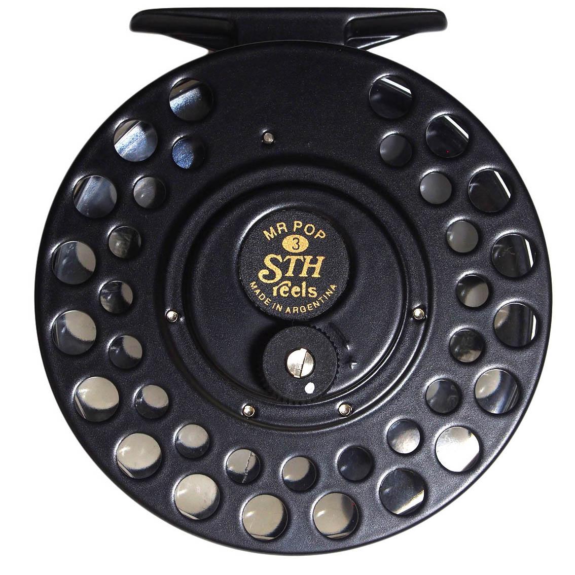 Carretilha STH MR POP 3 com Cassete Extra