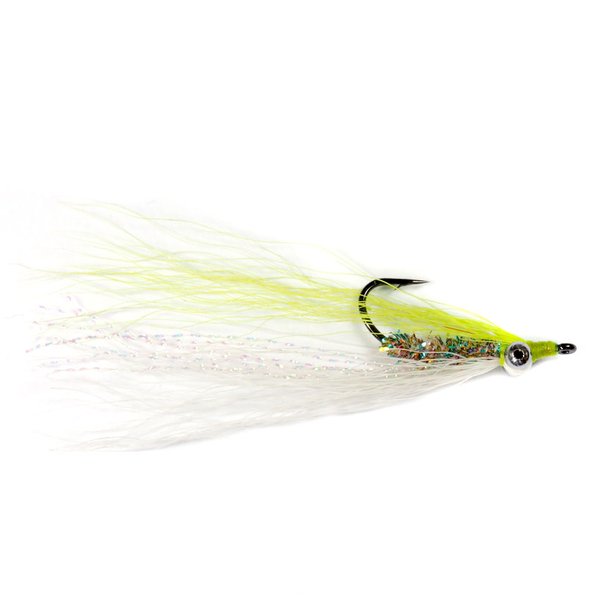 Clouser Minnow Bucktail