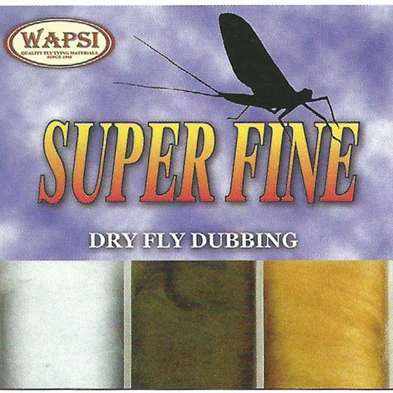 Dubbing Sintético Wapsi Super Fine