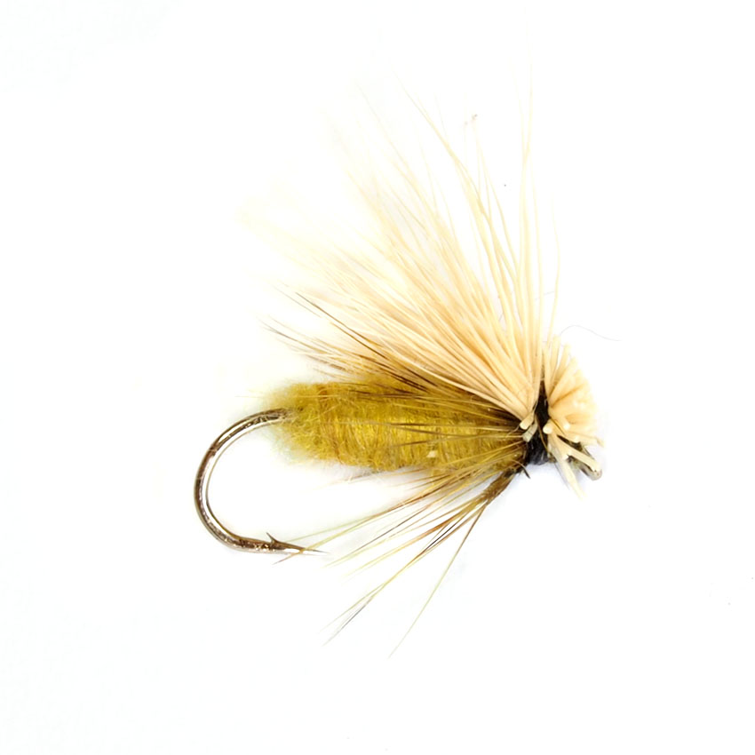 Elk Hair Caddis Golden