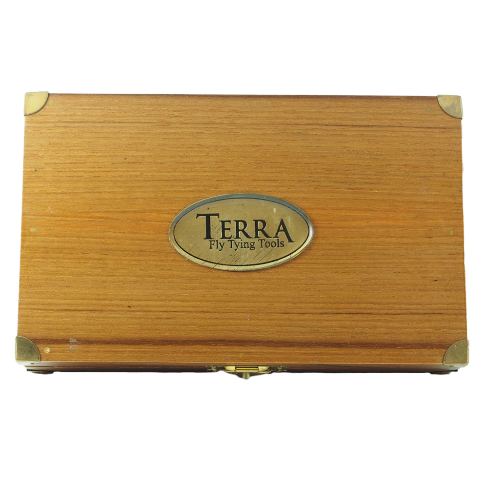 Kit Completo para Atado Terra Royal Coachman Tool Kit