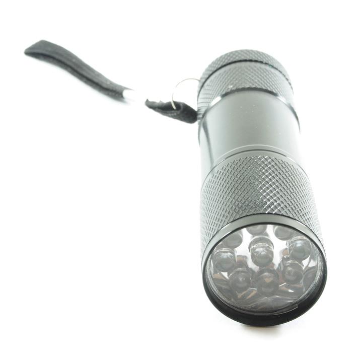Lanterna LED UV