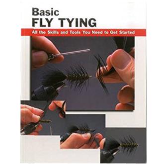Livro Basic Fly Tying (Jon Rounds)
