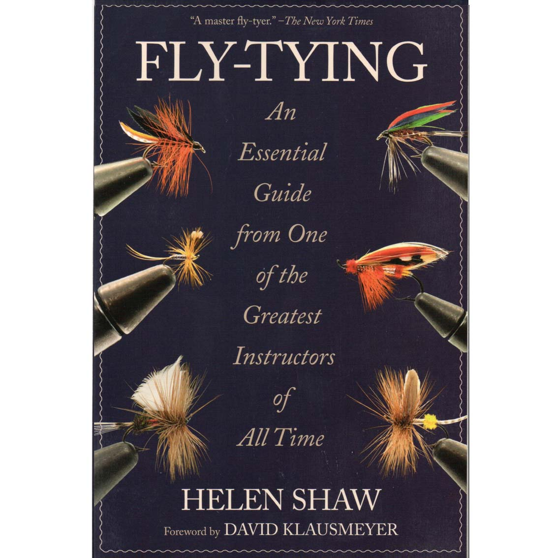 Livro Fly-Tying: An Essential Guide from One of the Greatest Instructors of All Time (Helen Shaw)