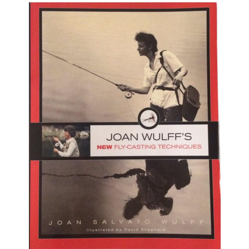 Livro Joan Wulff's New Fly-Casting Techniques (Joan Salvato Wulff)