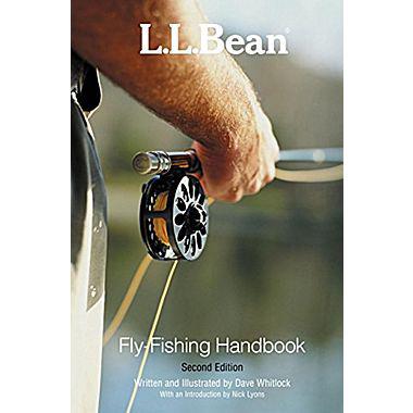 Livro L.L. Bean Fly-Fishing Handbook (Dave Withlock)