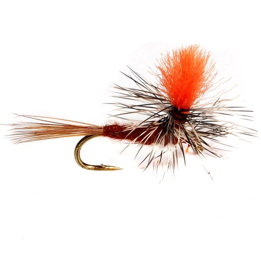 March Brown Parachute