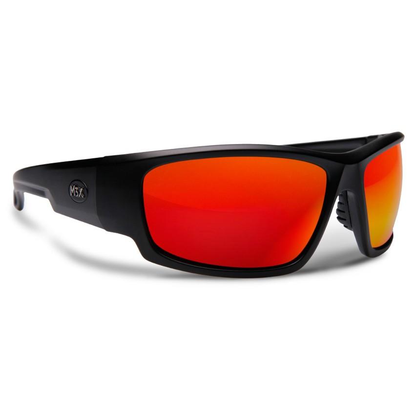 Óculos Black Monster 3X Polarizado