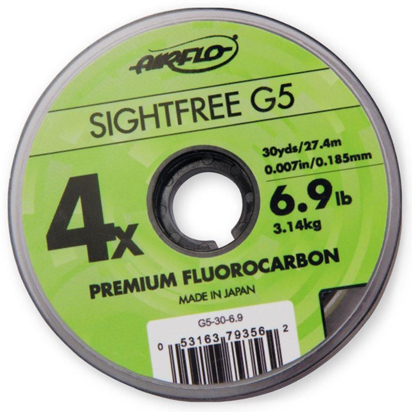 Tippet Airflo Sightfree G5 Premium Fluorocarbon