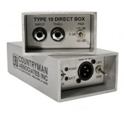 Direct Box Ativo Countryman - Type 10