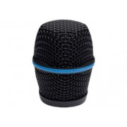 Globo (grille) Para Microfones Shure Beta 87a Preto - Rk324g