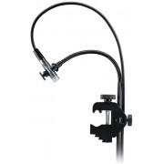 Microfone Miniatura Condensador Cardióide para Tons, Caixas de Bateria e Percussão. - Beta 98AD/C