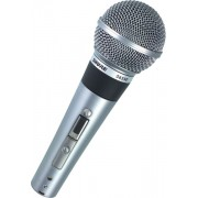 MICROFONE CLÁSSICO SHURE  WOODSTOCK PARA VOCAL - 565SD-LC